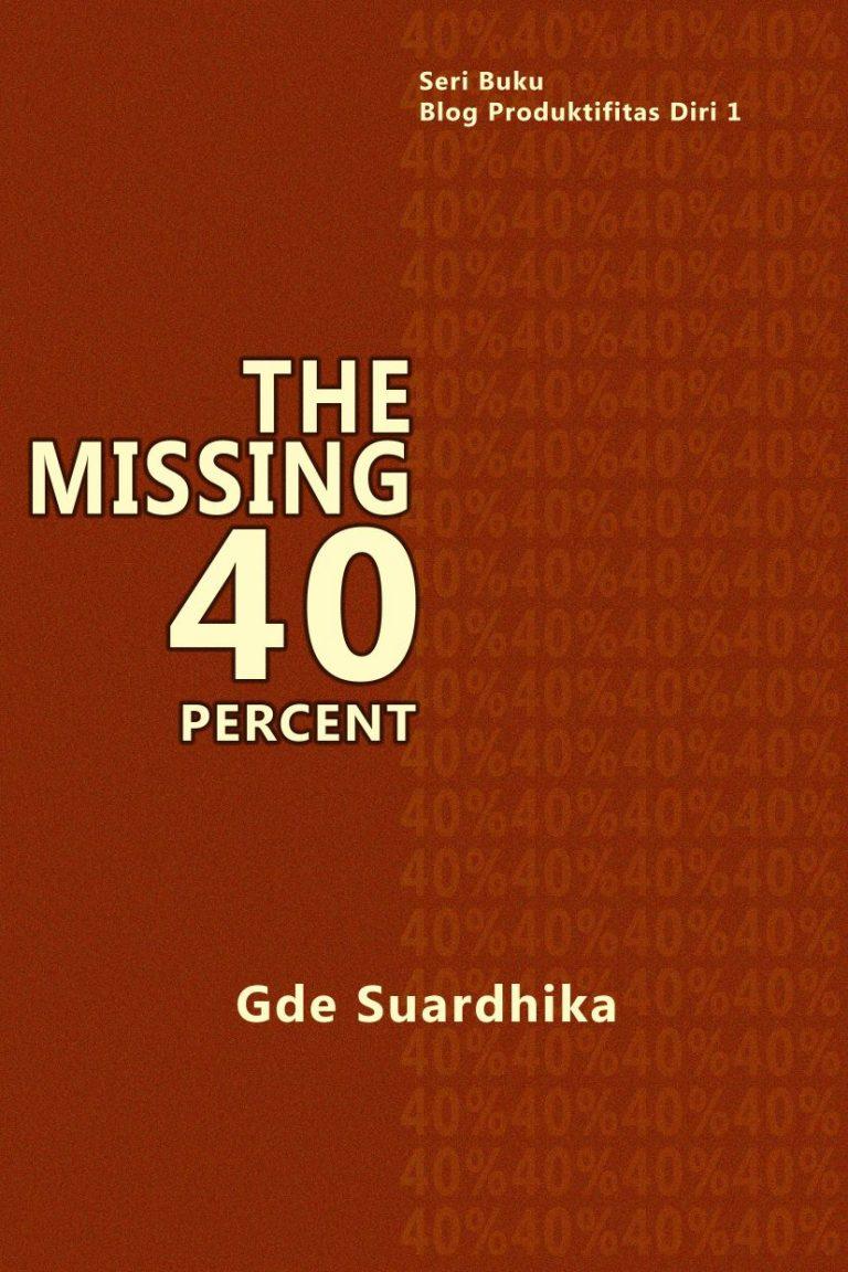 missing-40-percent-book